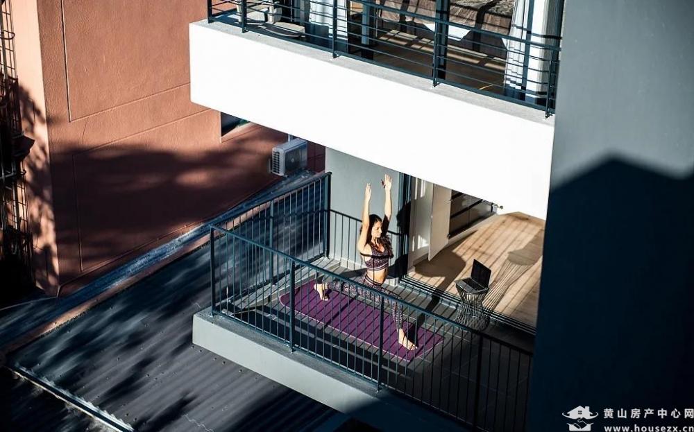 凌空露台+凌空花园客厅,开启生活的N种打开方式